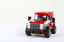 Legobil