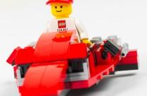 Legofartøj